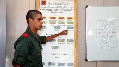 Photo of الخدمة العسكرية: بدء التكوين بمركز الحاجب للتجنيد والتكوين لفائدة 3400 مجند من ضمنهم 250 مجندة