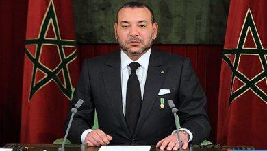 Photo of برقية تعزية ومواساة من جلالة الملك إلى أفراد أسرة المرحوم الكولونيل عبد الله القادري
