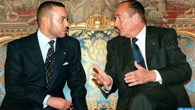 Photo of وفاة الرئيس شيراك: الملك محمد السادس يشيد بذكرى رجل دولة كبير