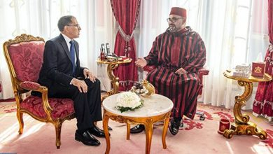 Photo of بلاغ من الديوان الملكي: الملك يستقبل رئيس الحكومة سعد الدين العثماني