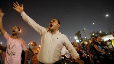 Photo of مظاهرة جديدة في السويس للمطالبة برحيل الرئيس عبد الفتاح السيسي