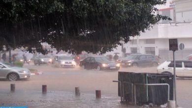 Photo of أمطار قوية وأحيانا عاصفية بالعديد من مناطق المملكة