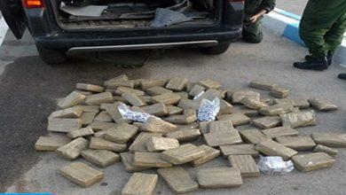 Photo of طنجة: حجز طنين و200 كيلوغرام من مخدر الشيرا كانت موجهة للتهريب الدولي