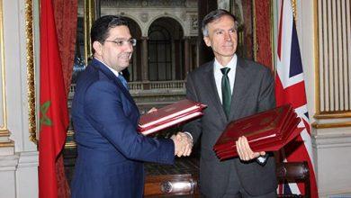 Photo of المبادلات التجارية السنوية بين المغرب والمملكة المتحدة تزيد عن 18.3 مليار درهم