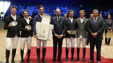 Photo of الجديدة: الفارس الإيطالي روبيرتو توركيتو يفوز بالجائزة الكبرى الملك محمد السادس