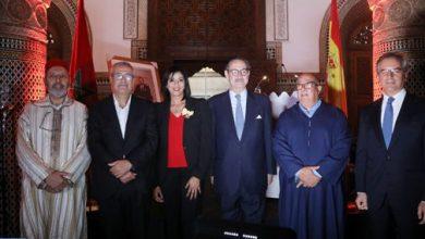 Photo of توشيح القنصل الفخري لإسبانيا بمراكش بوسام إيزابيلا الكاثوليكية لمملكة إسبانيا