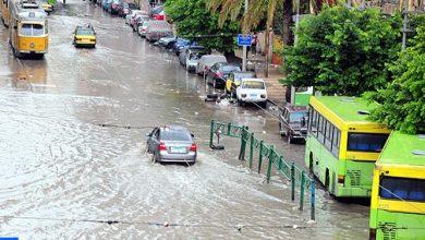 Photo of رداءة أحول الطقس في مصر تقتل 19 شخصا وتوقف الدراسة في عدد من المحافظات