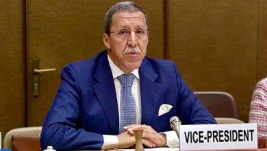 Photo of إعادة انتخاب عمر هلال نائبا لرئيس المجلس الاقتصادي والاجتماعي للأمم المتحدة