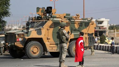 Photo of القوات الروسية تبدأ دورياتها في شمال سوريا قرب الحدود التركية