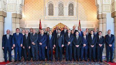 Photo of الملك يستقبل رئيس الحكومة وأعضاء الحكومة في صيغتها الجديدة بعد إعادة هيكلتها