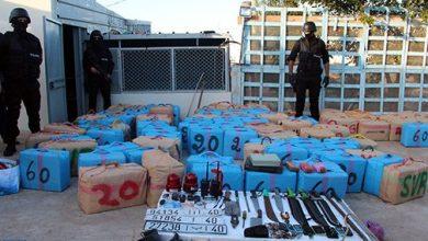 Photo of طنجة: حجز حوالي 8 أطنان من مخدر الشيرا وتوقيف 5 أشخاص