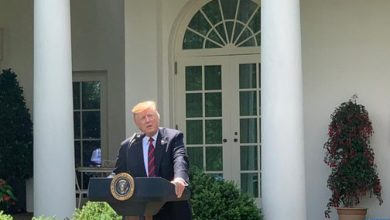 Photo of حالة احتقان في واشنطن على خلفية مشاحنات محتدمة بين الرئيس ترامب والكونغرس