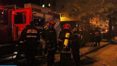 Photo of الدار البيضاء: خسائر مادية في حريق بمستودع لحافلات النقل الحضري