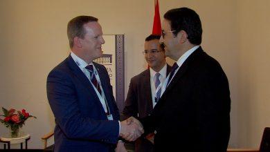 Photo of مراكش: مباحثات مع وفد برلماني إيرلندي وهولندي