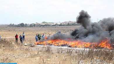 Photo of الدار البيضاء: إتلاف كمية مهمة من المخدرات وغيرها من الممنوعات المحجوزة