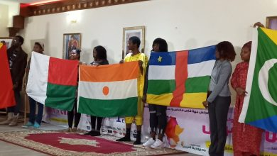 "Photo of افتتاح المهرجان الدولي ""فن وفرس"" على إيقاع إفريقي"
