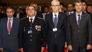 Photo of اجتماع رؤساء الشرطة بمنطقة الشرق الأوسط وشمال إفريقيا بمراكش