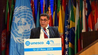 Photo of الدورة ال40 للمؤتمر العام: المغرب يجدد التأكيد على تشبثه بتعزيز التعاون مع اليونسكو