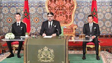 Photo of الملك يدعو إلى التفكير بجدية في ربط مراكش وأكادير بخط سككي