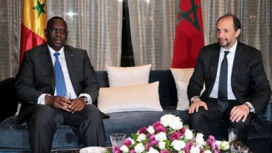 Photo of الرئيس السنغالي ماكي سال يحل بالمغرب
