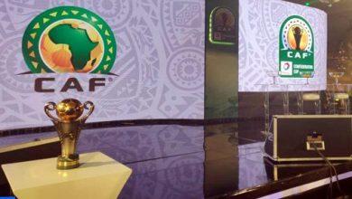 """Photo of قرعة دور المجموعات لبطولة """"الكاف"""": نهضة بركان وحسنية أكادير في المجموعتين الثالثة والرابعة"""