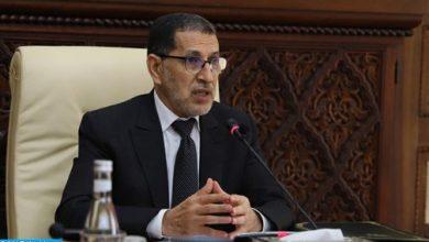 Photo of العثماني يؤكد حرص الحكومة على إعطاء الأولوية للسياسات الاجتماعية على جميع المستويات