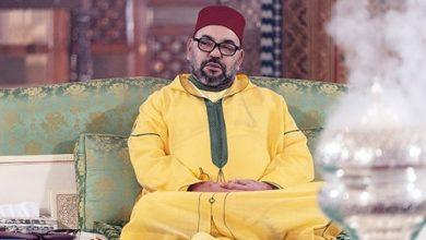 Photo of أمير المؤمنين يترأس بمراكش حفلا دينيا إحياء لليلة المولد النبوي الشريف