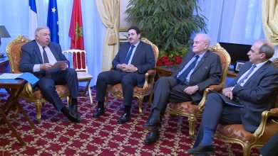 Photo of المنتدى البرلماني الفرنسي المغربي يبحث تحديات الأمن والتنمية