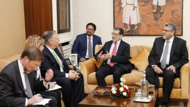 Photo of رئيس الحكومة يتباحث بالرباط مع وزير الخارجية الأمريكي مايك بومبيو