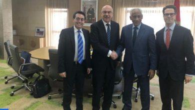 Photo of المندوب العام لإدارة السجون يتباحث مع نائب الأمين العام لمكتب الأمم المتحدة لمكافحة الإرهاب