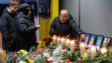 Photo of أوكرانيا ترسل طائرة عسكرية لاستعادة جثث ضحايا الطائرة المنكوبة من إيران