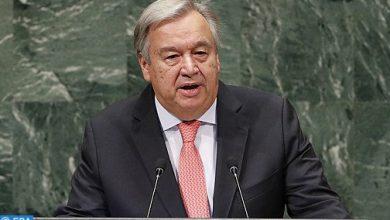 Photo of النقط الرئيسية الواردة في بيان المتحدث باسم الأمين العام للأمم المتحدة بخصوص حرية التنقل بالكركرات