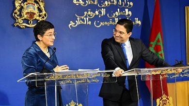 Photo of وزيرة الخارجية الاسبانية تؤكد على جودة العلاقات المغربية الاسبانية