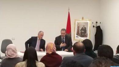 Photo of سفير المغرب بإيطاليا يبرز أهمية اسهامات الجمعيات المغربية في إنجاح رهانات النموذج التنموي الجديد