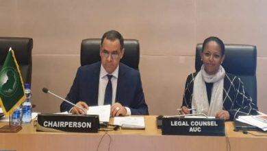 Photo of القمة المقبلة للاتحاد الإفريقي: المغرب يترأس اجتماعا للجنة الفرعية للجنة الممثلين الدائمين المعنية بالقواعد والمعايير