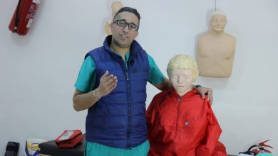 Photo of جمعية الإغاثة والإنقاذ تنظم لقاءات في تأهيل العنصر البشري في الإسعافات الأولية