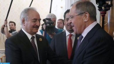 "Photo of أردوغان: ""حفتر الانقلابي فر هاربا"" من موسكو"