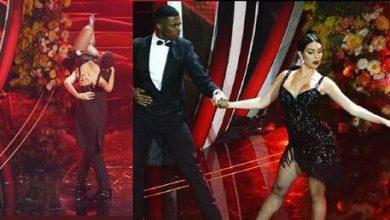 "Photo of فيديو: تحت أنظار رونالدو.. جورجينا تلهب الجمهور برقصة ""التانغو"""