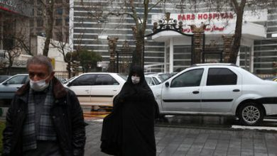 "Photo of إيران تكشف عن حالات إصابة جديدة بـ""كورونا"" وعن ارتفاع حصيلة الوفيات"