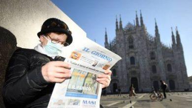 "Photo of تسجيل سابع حالة وفاة جراء فيروس ""كورونا"" الجديد في إيطاليا"