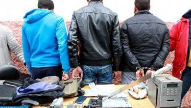 Photo of سلا: توقيف 4 أشخاص لتورطهم في حيازة وترويج 8700 قرص مخدر