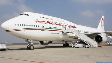 Photo of فيروس كورونا: وصول طائرة تابعة للخطوط الملكية المغربية في رحلة خاصة إلى مطار بنسليمان تقل عشرات المغاربة