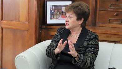 Photo of جورجييفا تعرب عن ثقتها في نجاح تنظيم الاجتماعات السنوية لصندوق النقد والبنك الدوليين في 2021 بمراكش
