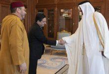 Photo of أمير دولة قطر يستقبل مستشار الملك محمد السادس فؤاد عالي الهمة