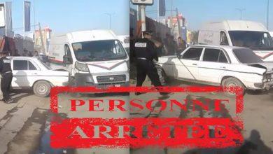 Photo of الدار البيضاء: توقيف شخص يمتهن النقل السري تسبب في حادثة سير عمدية