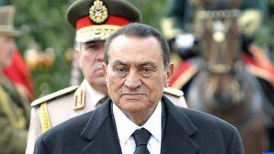 Photo of التلفزيون الرسمي: وفاة الرئيس المصري الأسبق محمد حسني مبارك
