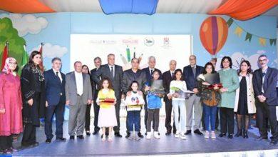 "Photo of الدار البيضاء: وكالة بيت مال القدس تتوج التلاميذ الفائزين بمسابقة ""ألوان الأقصى"""
