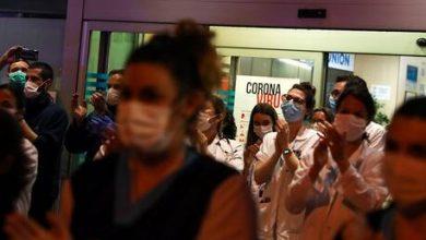Photo of الصحة الإسبانية: عدد الإصابات بفيروس كورونا يلامس 40 ألف حالة إلى حدود اليوم