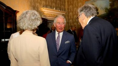 Photo of بريطانيا: تشخيص إصابة ولي عهد المملكة المتحدة الأمير تشارلز بفيروس كورونا