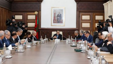 Photo of المغرب: اخضاع جميع أعضاء الحكومة لتحاليل مخبرية خاصة بفيروس كورونا